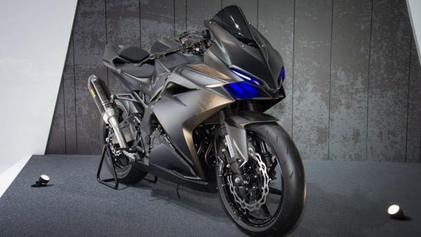 2017 Honda CBR250RR Sports bike обои мотоцикла