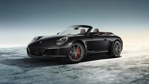 Porsche Exclusive 911 Carrera S Cabriolet обои HD