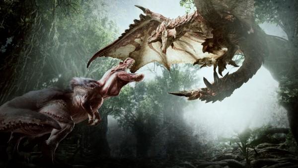 Мир охотников за монстрами обои HD