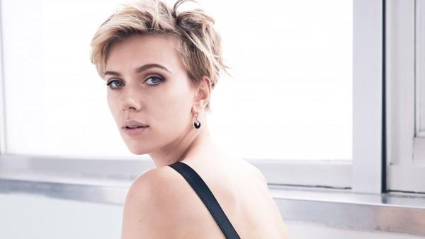 Скарлетт Йоханссон, Scarlett Johansson, 3840x2160, обои 4K, девушка