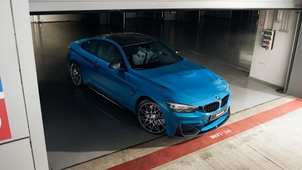 BMW M4 Coupe Competition обои автомобиля HD