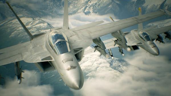 Ace Combat 7, Skies Unknown, видеоигра, авиасимулятор, аркада