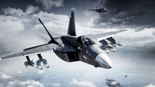 Arma 3 Jets DLC Key Art игра обои скачать