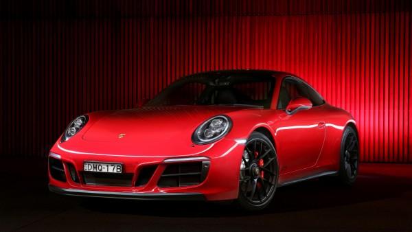 2017 Porsche 911 Carrera 4 GTS Coupe картинки