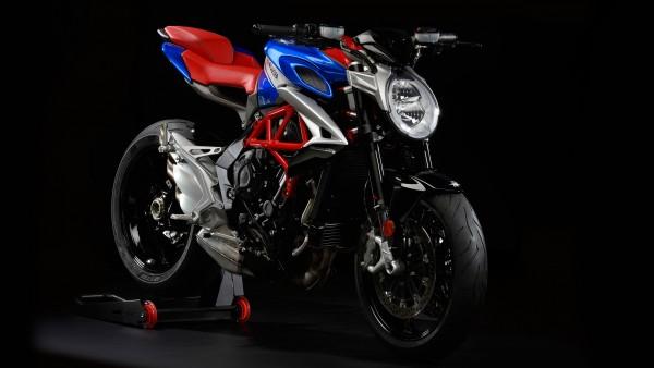MV Agusta Brutale 800 America Special Edition мотоцикл 4K обои