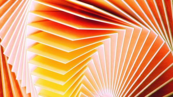 Металлические листья векторные картинки