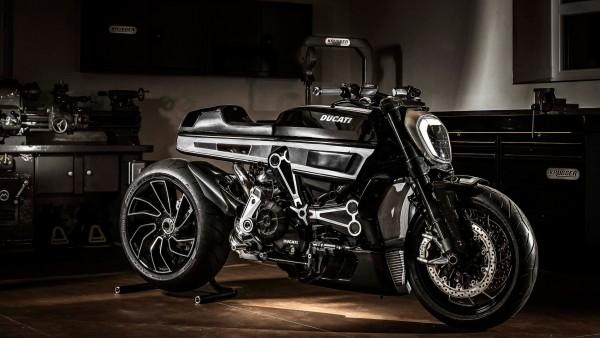 Ducati XDiavel by Fred Krugger 2017 HD обои