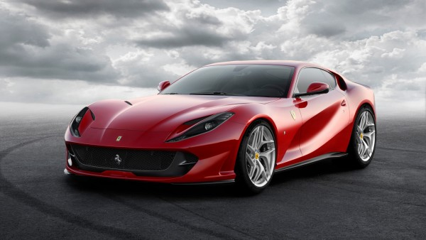 2017 Ferrari 812 Superfast
