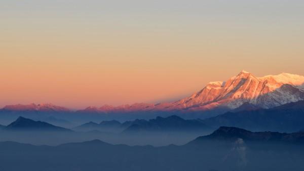 горная вершина красивые обои HD