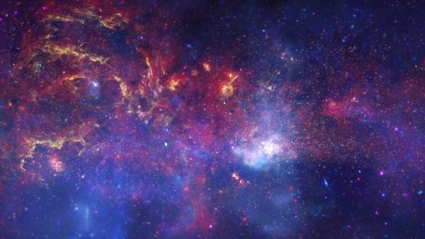 динамическая эволюция звезд галактики