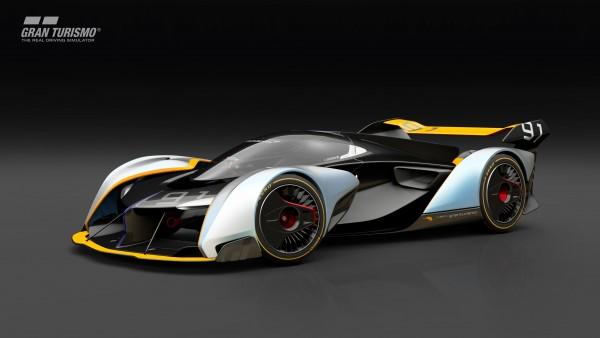 McLaren Ultimate Vision GT PS4 Gran Turismo Sport 4K обои