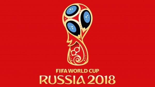 Чемпионат мира по футболу 2018 в России скачать обои логотипа