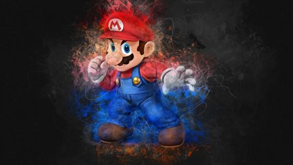 Супер Марио обои