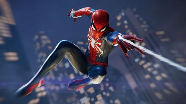 Обои 4K Человек паук
