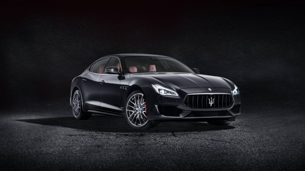 2017 Maserati Quattroporte GTS GranSport обои HD