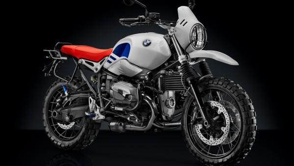 Дорожный мотоцикл 2018 BMW R nineT Urban GS картинки