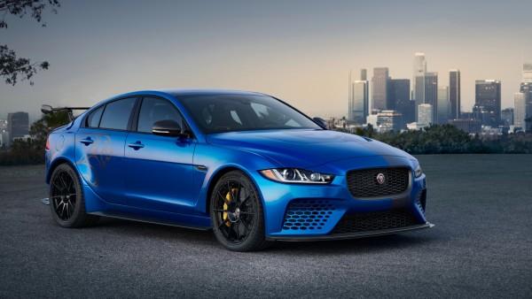 2018 Jaguar XE SV Project 8 600HP обои HD