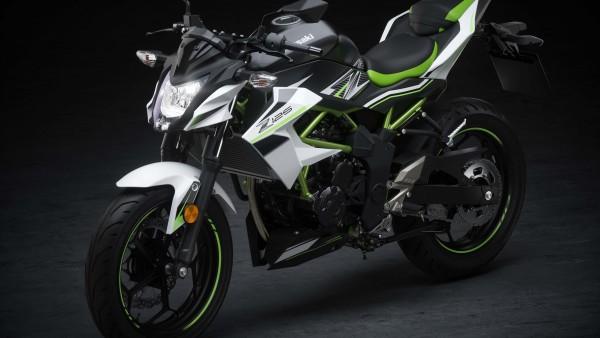 Kawasaki Z125 2019 картинки 3840x2160