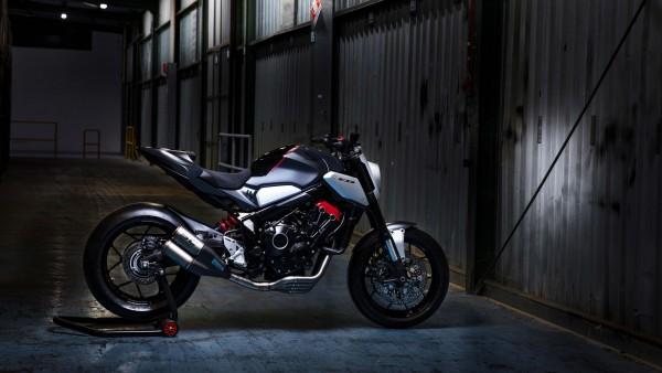 Honda Neo Sports Cafe Concept CB650R 2018 обои HD