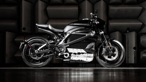 2020 Harley-Davidson LiveWire Electric обои HD