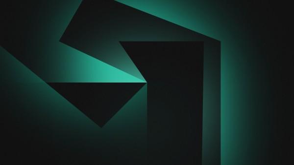 Геометрические фигуры абстрактные обои