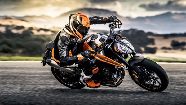 KTM 790 DUKE мотоцикл стритфайтер обои
