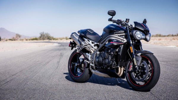 Мотоцикл Triumph Street Triple RS картинки