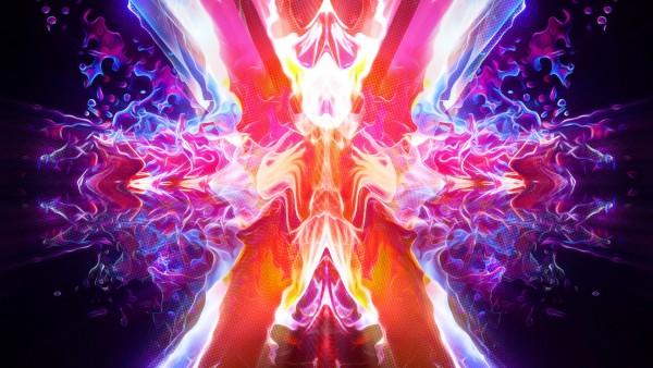 Горящее абстрактное пламя картинки