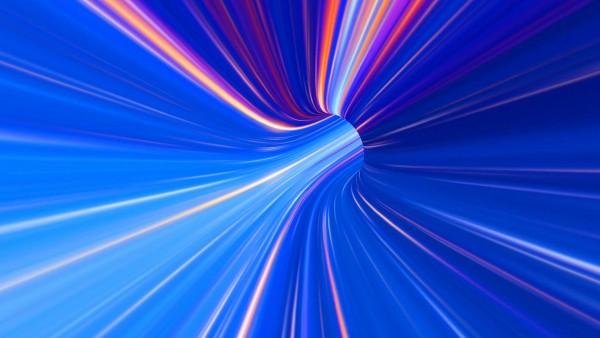 3D-туннель спектра обои HD