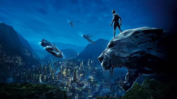 black panther, фильм, Черная пантера, картинки
