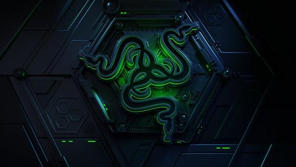 Логотип Razer обои 4K