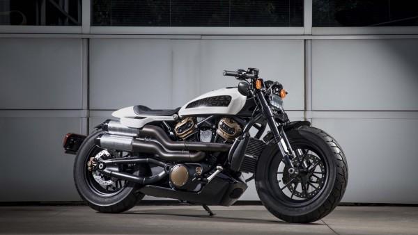 2020 Харли-Дэвидсон Custom concept