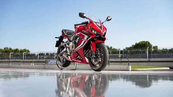 2019 Honda CBR650R 4K обои