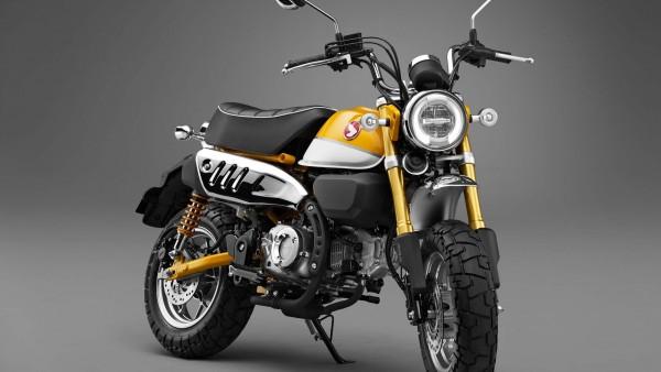 2019 Honda Monkey 125 Concept обои