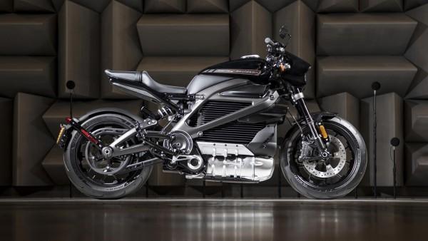 Картинки 2019 Harley-Davidson LiveWire