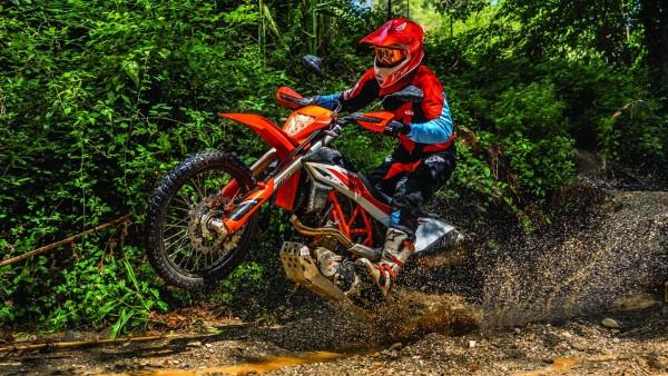 2019 KTM 690 Enduro R картинки