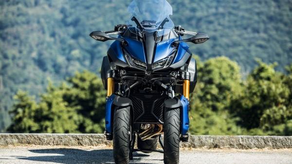 2019 Yamaha Niken GT обои скачать