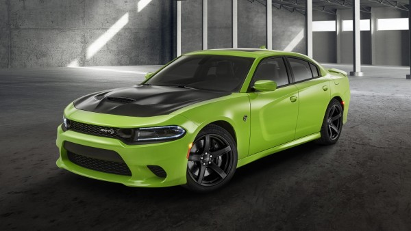 2019 Dodge Charger SRT Hellcat обои