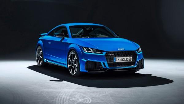 Audi TT RS Coupe 2019 обои