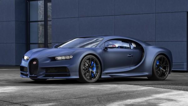 Bugatti Chiron Sport 110 ans Bugatti 2019 обои