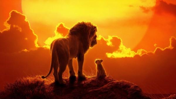 Король Лев мультфильм 2019 обои HD