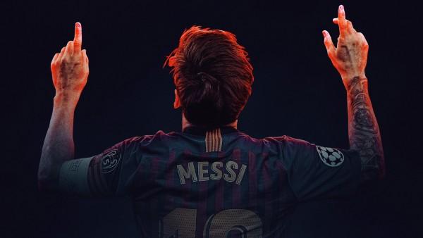 Лионель Месси легенда футбола обои HD