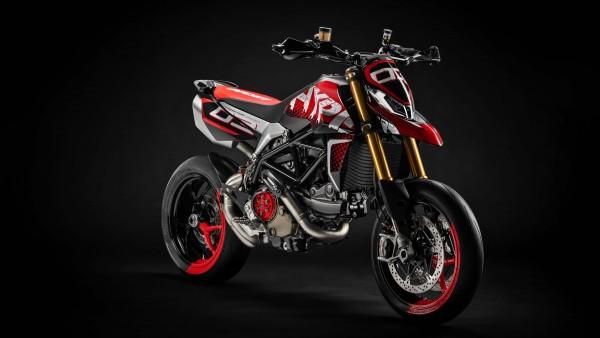 2019 Ducati Hypermotard 950 Concept обои HD