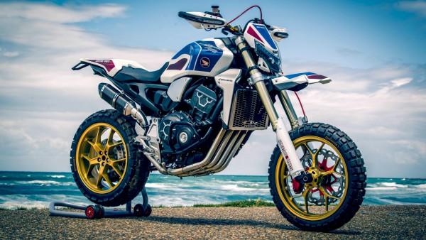Honda CB1000R картинки