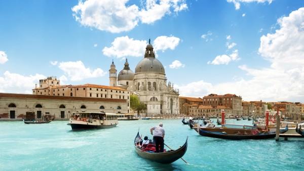 Замечательная архитектура Венеции