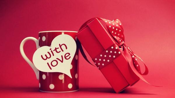 Подарки на праздник день Святого Валентина