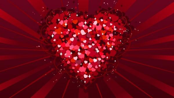 Миллион сердечек