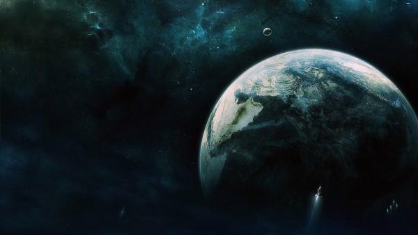 Вид из космоса саудовской Аравии фэнтези