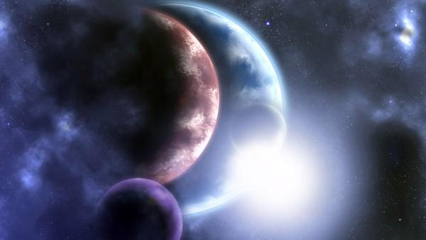 Обои космоса на комп