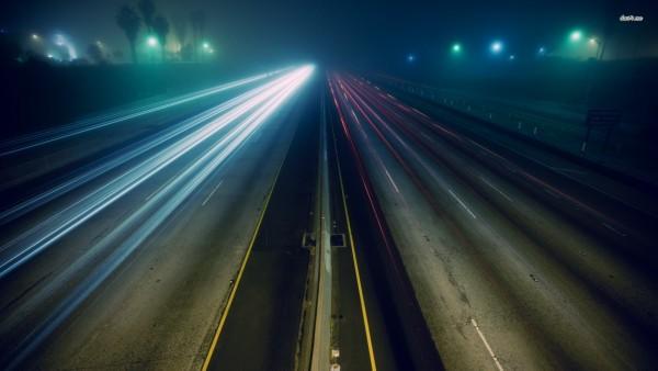 Скоростная авто трасса
